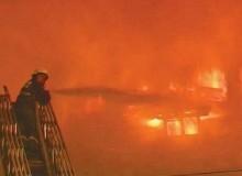 Şase tone de furaje distruse într-un incendiu la Viişoara