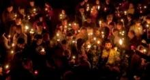 Lumina Sfântă a ajuns şi la Botoşani