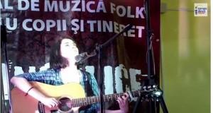 Trofeul festivalului de Folk Seri Melancolice Eminesciene a plecat la Iași