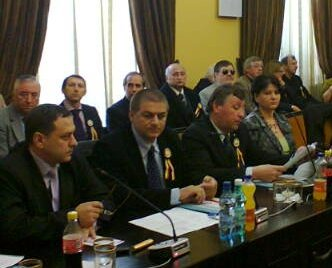 Şedinţă blitz la Consiliul municipal