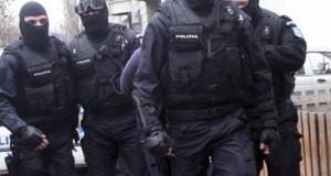 Percheziții la Penitenciarul Botoșani- peste 200 de polițiști au participat la acțiune