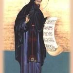 Icoana cu S. Ioan Iacob cel Nou Românul