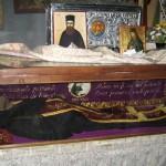 Moaștele Sf. Ioan Iacob, de la Mănăstirea Sf. Gheorghe Hozevitul -Țara Sfântă
