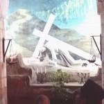 Locul unde a căzut Iisus sub greutatea crucii