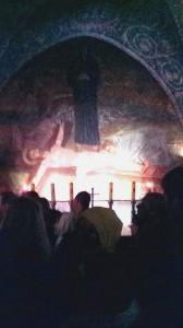 Golgota, aici a fost crucificat Iisus