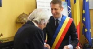Academicianul Leon Dănăilă a devenit cetățean de onoare al municipiului Botoșani
