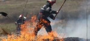 Păgubit de foc