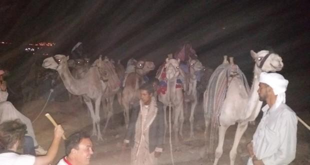 Beduinii-daci de la Mănăstirea Sf. Ecaterina din Peninsula Sinai