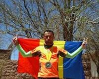 Pompier botoșănean plecat într-o nouă misiune extremă ultramaratonul Sahara Race 2017