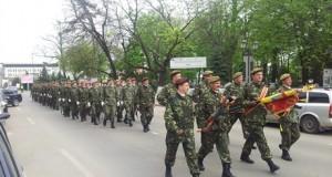 ZIUA ARMATEI  sărbătorită și la Botoșani