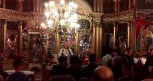 Sărbătoare mare la Biserica Sf. Spiridon din Botoșani