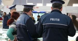 Acţiune efectuată de poliţişti pentru prevenirea şi combaterea comerţului ilegal cu produse accizabile