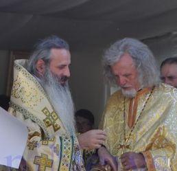 I.P.S. Teofan – în ospeție la Biserica Sf. Spiridon