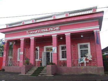 """Tigrişorul Pietrek la Teatrul """"Vasilache"""""""