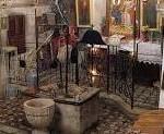 Duminica Samarinencei- În ŢARA SFÂNTĂ, în Samaria, la Fântâna Patriarhului Iacov, locul întâlnirii lui Iisus cu femeia samarineancă