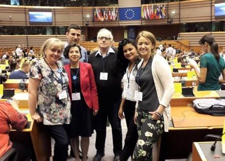 EUROPE DIRECT BOTOȘANI –la BRUXELLES
