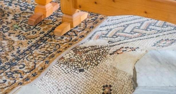 Capul Sfântului Prooroc Ioan Botezătorul se află îngropat pe muntele Eleon, în Ierusalim
