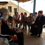 Intalnire cu părintele botoșănean Gherasim Timofte la Biserica Sf. Arhangheli Mihail și Gavril din portul Iope-Tel Aviv