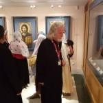 La Muzeul Sf. Ecaterina