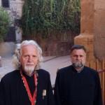 La Rugul Aprins de la Mănăstirea Sf. Ecaterina-Sinai