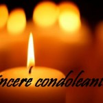 Mesaj de condoleanțe I.P.J. Botoșani