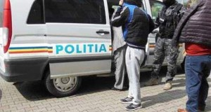 Acţiune a poliţiştilor judiciarişti