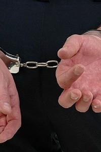 Bărbat reţinut pentru tentativă la furt calificat