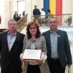 """Colegiul Naţional """"A.T.Laurian"""",  la sărbătoarea colegiilor centenare din ţară"""