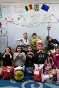SI TU POȚI FI MOȘ CRĂCIUN! Proiect educațional de voluntariat-MAGIA CRĂCIUNULUI