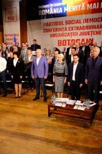 Eveniment politic de prim rang la Botoșani, sub egida PSD