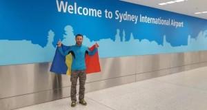 """Maratonistul Iulian Rotariu – fruntaș la debutul ultramaratonului """"The Track"""" organizat în Australia"""