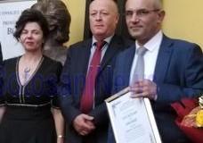 Elevul Tudor Cardaș și profesorul Adrian Panaete au devenit Cetățeni de Onoare ai municipiului Botoșani