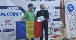 O nouă victorie a informaticienilor noștri aduce și o premieră pentru Botoșani