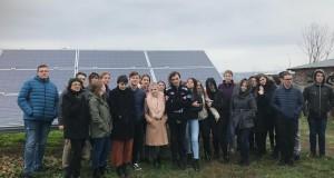Laurianul și energia alternativă în Săptămâna Educației Globale