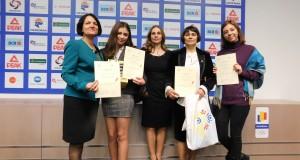 Un mix de sport și poezie, premiat la nivel național