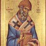 Sfântul Ierarh Spiridon, Episcopul Trimitundei