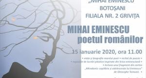 Mihai Eminescu, poetul românilor