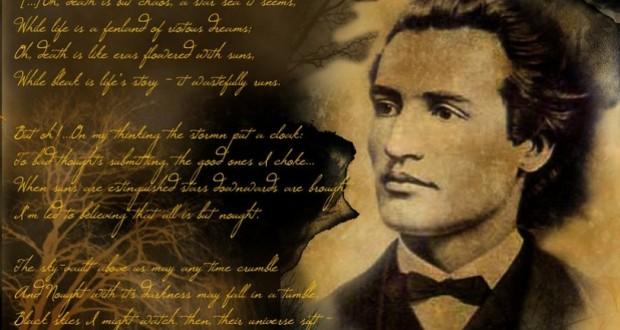 ZIUA CULTURII. 170 de ani de la nașterea lui Mihai Eminescu
