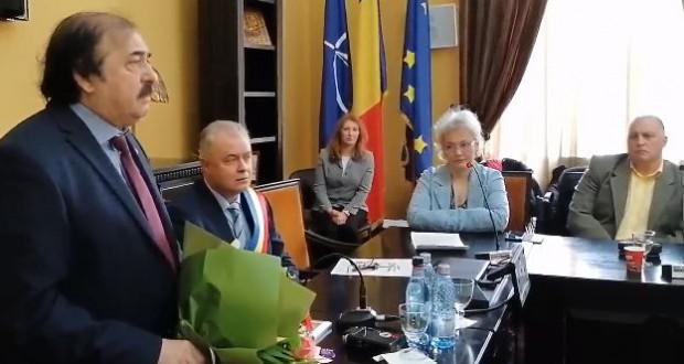 """Maestrul Nicolae Botgros, la primirea titlului de Cetăţean de Onoare al Municipiului Botoşani: """"Această zi istorică va intra nu numai în sufletul meu, ci și în sufletul tuturor cetățenilor din republica noastră, în sufletul românilor"""""""