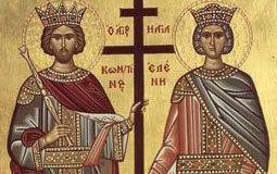 Sf. Împărați Constantin și Elena