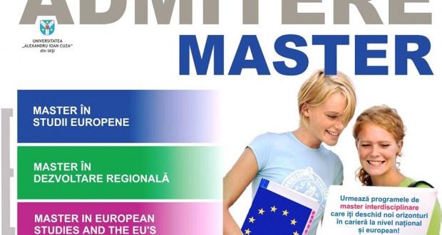 """Urmează programe de master interdisciplinare care îți deschid noi orizonturi în carieră la nivel național și european la Centrul de Studii Europene – Universitatea """"Alexandru Ioan Cuza"""" din Iași"""