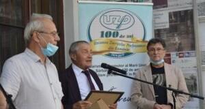 Marele savant român / francez Denis Buican, onorat de Uniunea Ziariștilor Profesioniști din România
