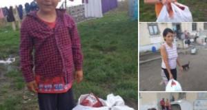 """O OAZĂ DE NORMALITATE  în cadrul acțiunii """"Copiii din pichet"""" donațiile continuă"""
