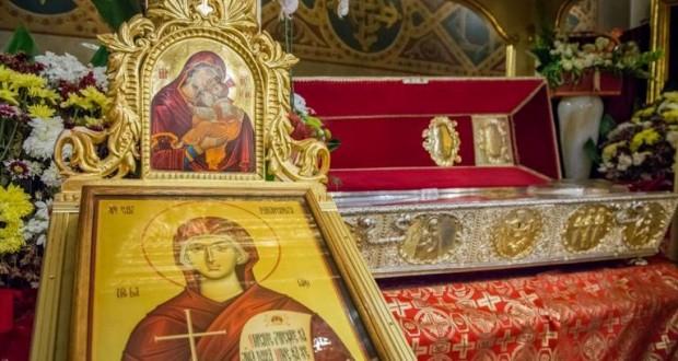 Sfânta Cuvioasă Parascheva de la Iași
