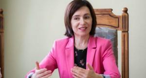 Maia Sandu, aleasă președinte al Republicii Moldova