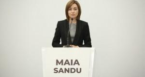 Maia Sandu a devenit cel mai votat om politic din istoria Republicii Moldova