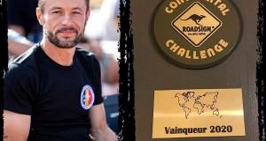 Pompierul botoșănean, Iulian Rotariu este câștigătorul Continental Challenge 2020
