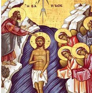Boboteaza – Botezul Domnului