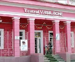 """Weekend cu spectacole în sala Teatrului """"Vasilache""""… 50% din capacitatea sălii"""