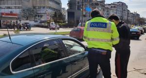 Poliţiştii, jandarmii şi pompierii au fost la datorie în perioada sărbătorilor pascale